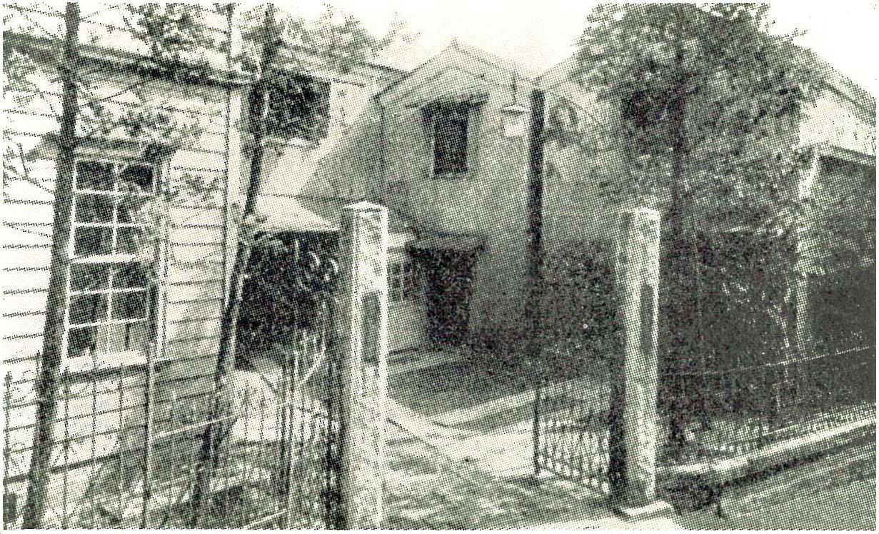1907東京品川 白金莫大小製造所正門
